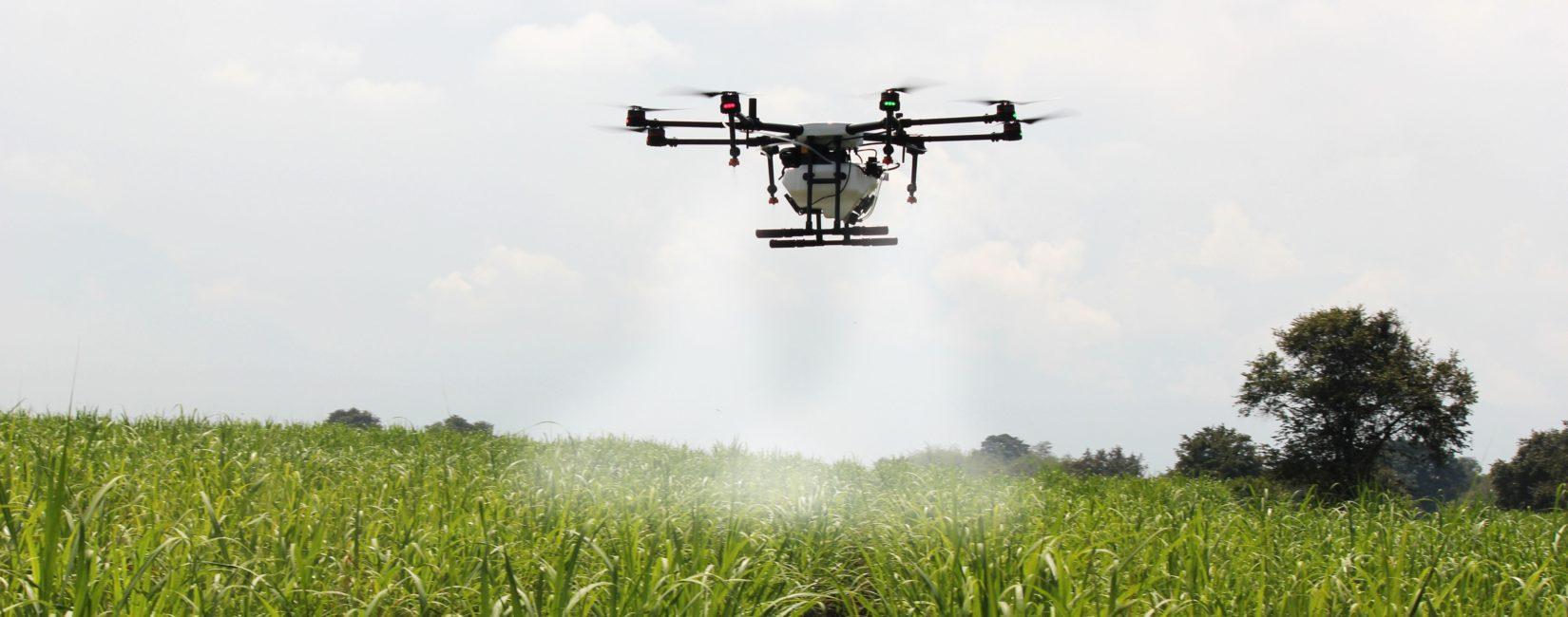 Monitoraggi ambientali con droni e stazioni meteo